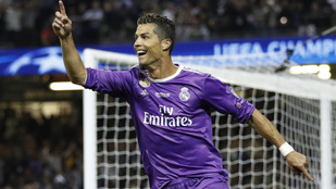 C. Ronaldo: Nagyon jó voltam