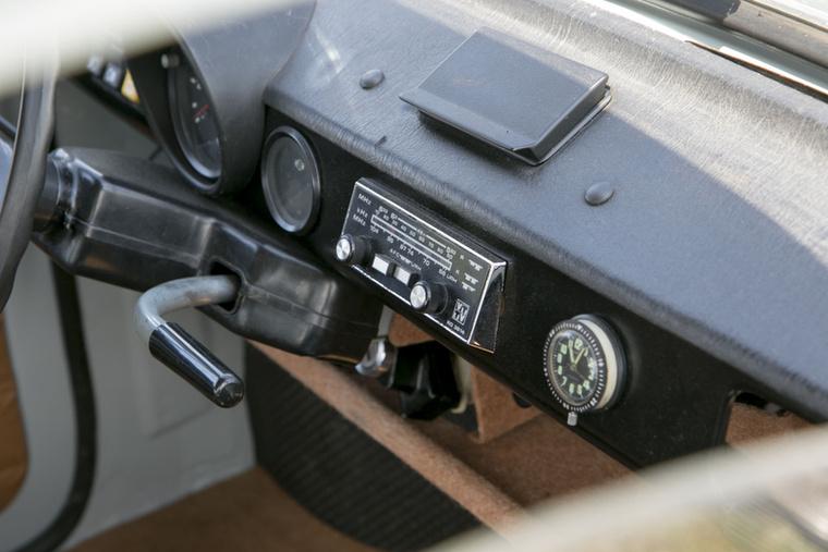A Videoton RD 3614 korhű kiegészítő, hat tranzisztorral, három hullámsávval