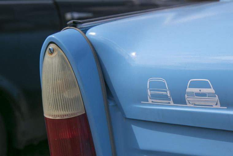 A német autók szerelmese, nem kérdés