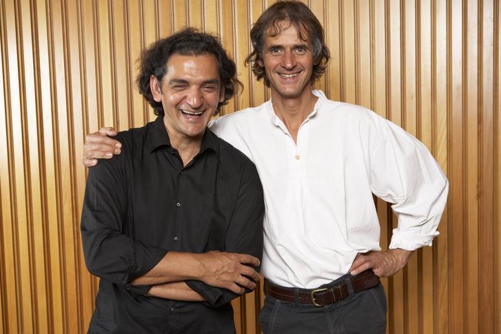 Snétberger Ferenc és Marcus Stockhausen
