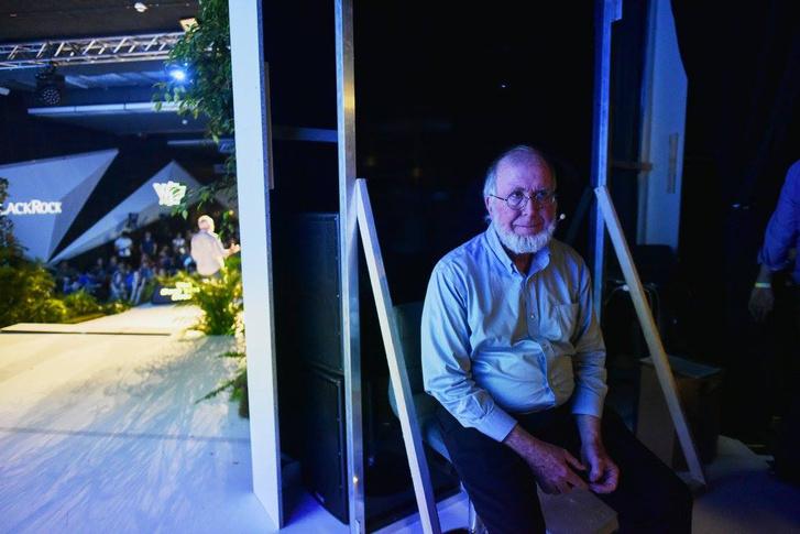 Kevin Kelly, a Wired magazin alapítója