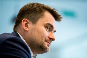Michal Skowronek (Fotó: Tuba Zoltán/Képszerkesztőség)