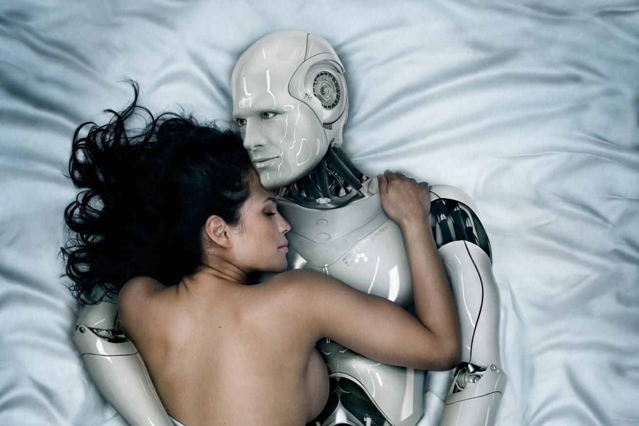 szexrobot cover