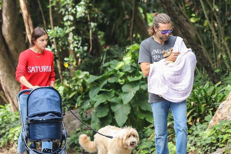 Irina Shayk és Bradley Cooper kislánya idén áprilisban született meg, a szüleitől a következő, nyelvtörő nevet kapta:  Lea de Seine Shayk Cooper.