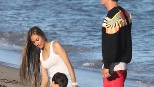 Úgy fest, Orlando Bloomnak új barátnője van, akit már a fiának is bemutatott