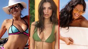 Már most rajongunk néhány celeb bikiniválasztásáért