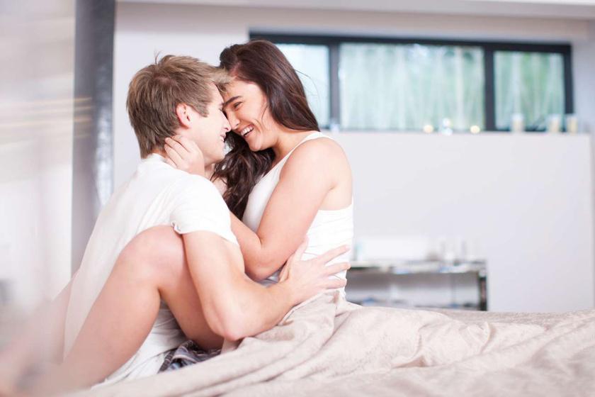 boldog par szex