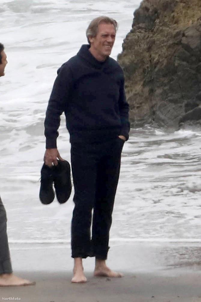 Talpig úriember, még cipő nélkül is.