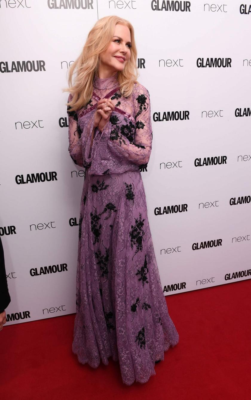 Nicole Kidman újra olyan szép, mint fénykorában, a botoxőrület előtt.