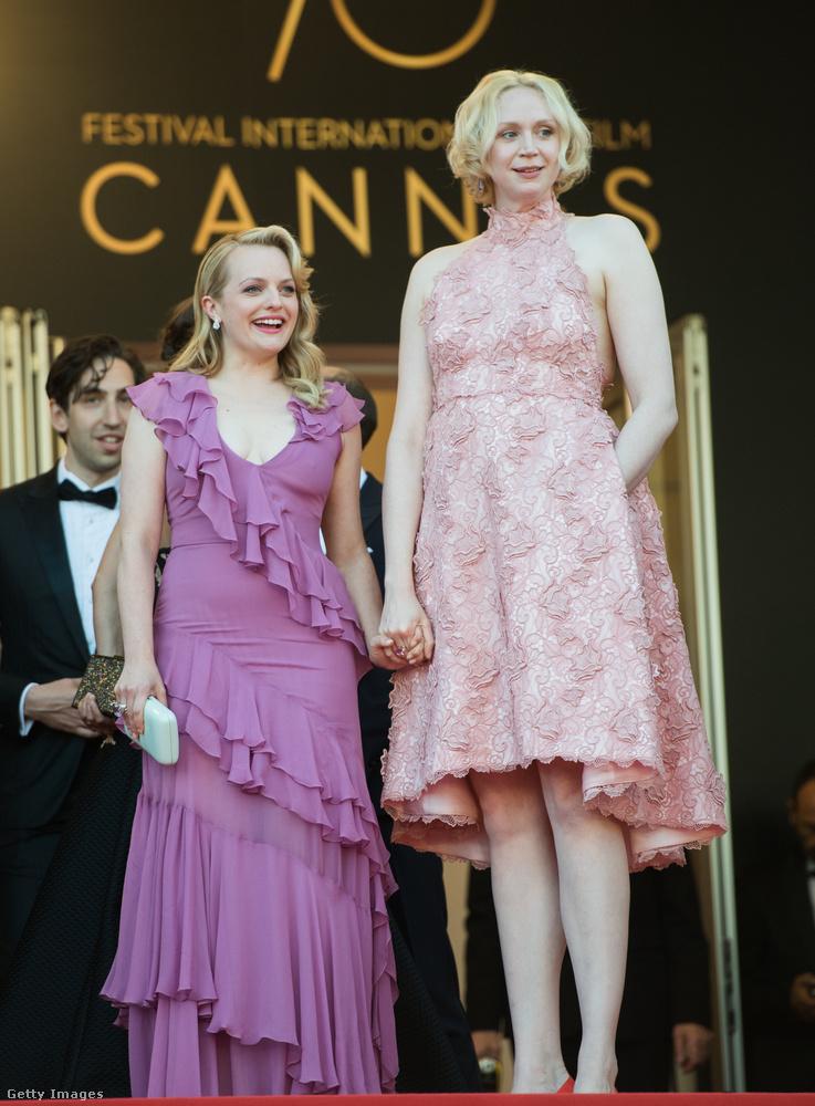 Természetesen sok játékfilmben is kapott szerepet, itt például Sofia Coppola legújabb rendezésében készült, Csábítás című mozi bemutatóján kapták el a fotósok a Trónok harcából ismert Gwendoline Christie színésznővel