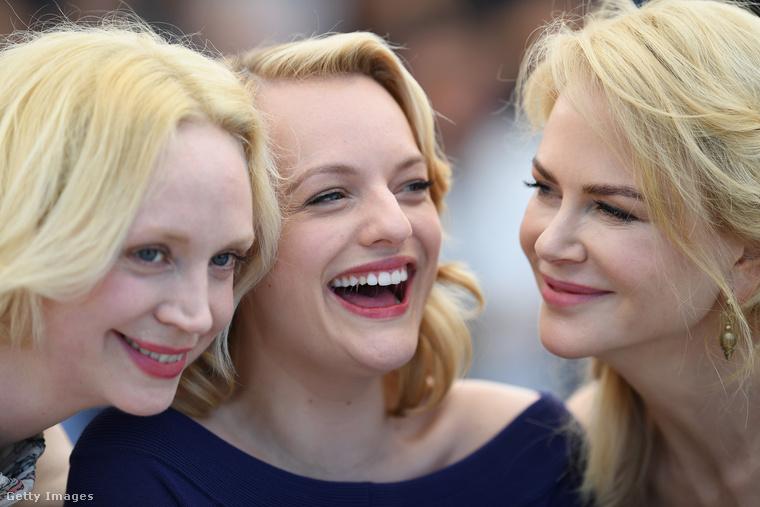 """Szóval valahogy úgy érezzük, hogy Elisabeth Moss esetében nem annyira találó a """"világsztár"""" vagy a """"celeb"""" jelző, sokkal inkább passzol hozzá a """"mindenki kedvenc színésznője"""", vagy valami hasonló"""