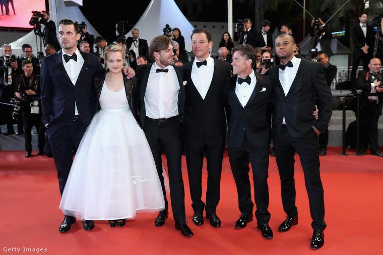 Viszont most már komolyabb filmekben is szerepeket kap, például a svéd Ruben Östlund The Square című filmjében, amelynek díszbemutatója szintén Cannes-ban volt