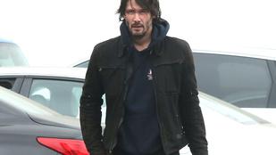 Keanu Reeves tényleg nem öregedett egy dekányit sem a Mátrix óta
