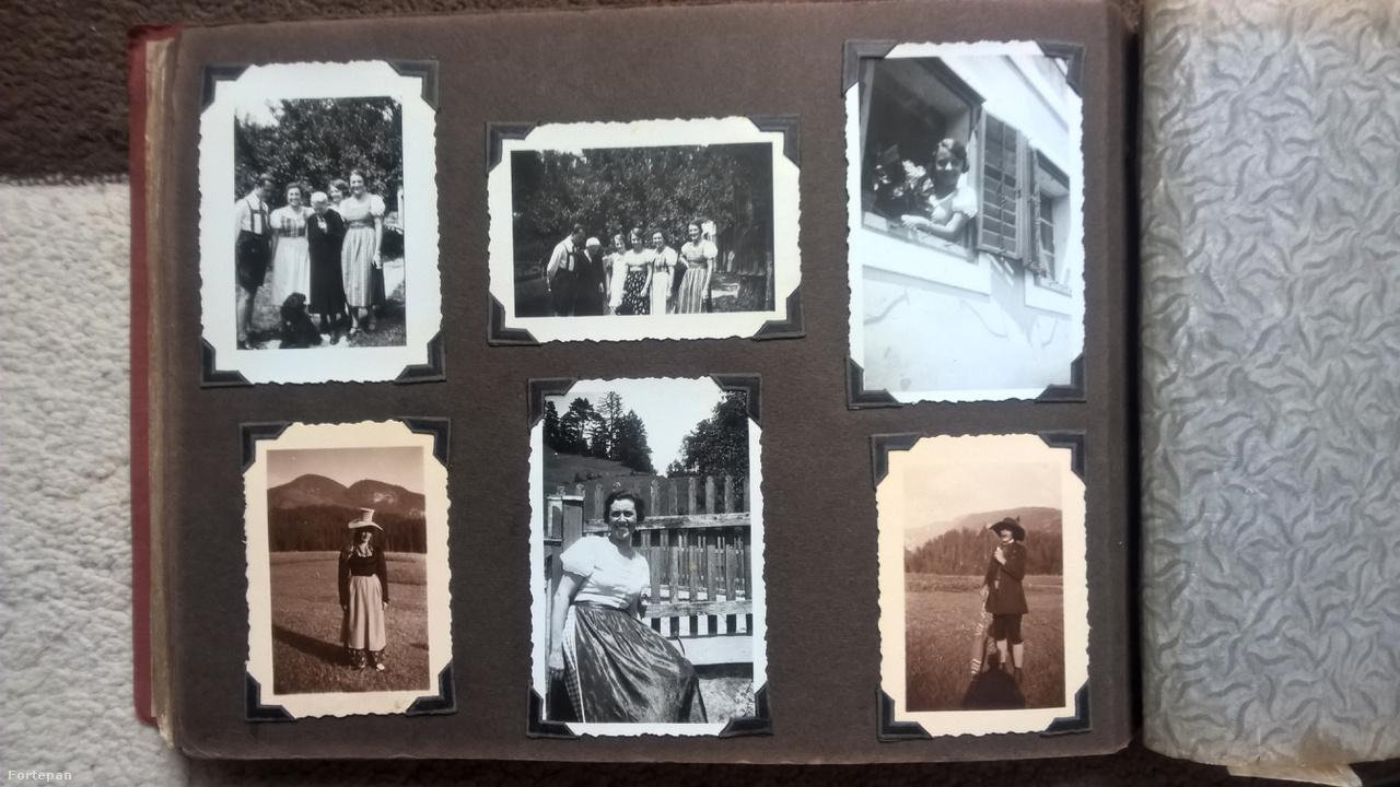 Hegyi életképek a lomtalanításból származó albumbólMa Tőry Klára nemcsak rengeteg fotóművész tanítvánnyal dicsekedhet, de számos publikációval és több fotótörténeti kiállítással is. Amikor találkoztunk, éppen a magyar fotográfia jeles alkotóiról írt sorozatának egyikén, Eötvös Loránd életútjáról és az Alpokban készített fényképeiről írt tanulmányán dolgozott.És mindez a havas tájképekkel kezdődött.