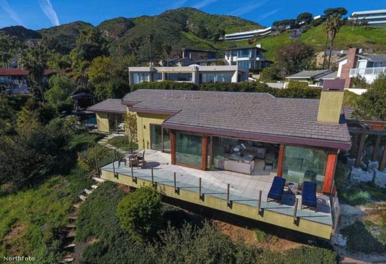 A színész nemrég vásárolta ezt a nagyszerű luxusházat Malibuban.