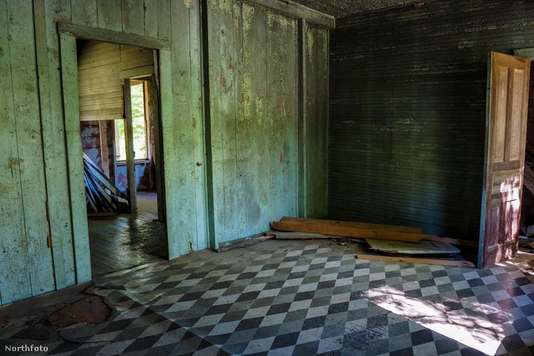 Kísérteties képeken nézhetjük meg, hogy hol is forgatták az egyik legsikeresebb filmsorozatot, az Éhezők viadalát