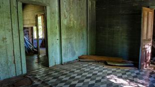 Egészen hátborzongató a ház, ahol egykor az Éhezők viadalát forgatták