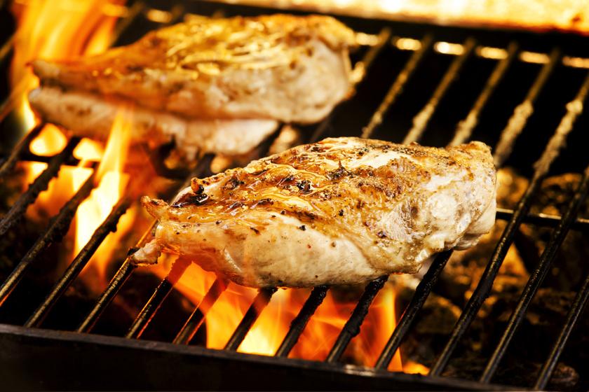 grill-csirkemell