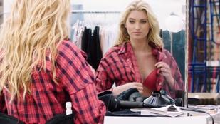 Kifogástalan: Victoria's Secret angyalok adják elő Justin Bieber dalát
