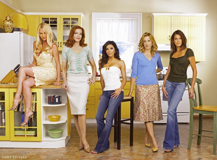 Kereken öt éve ért véget a Született feleségek sorozat és Eva Longoria nemrég egy interjúban azt nyilatkozta, bármikor kapna az alkalmon, hogy újra Gabriel Solis bőrébe bújhasson