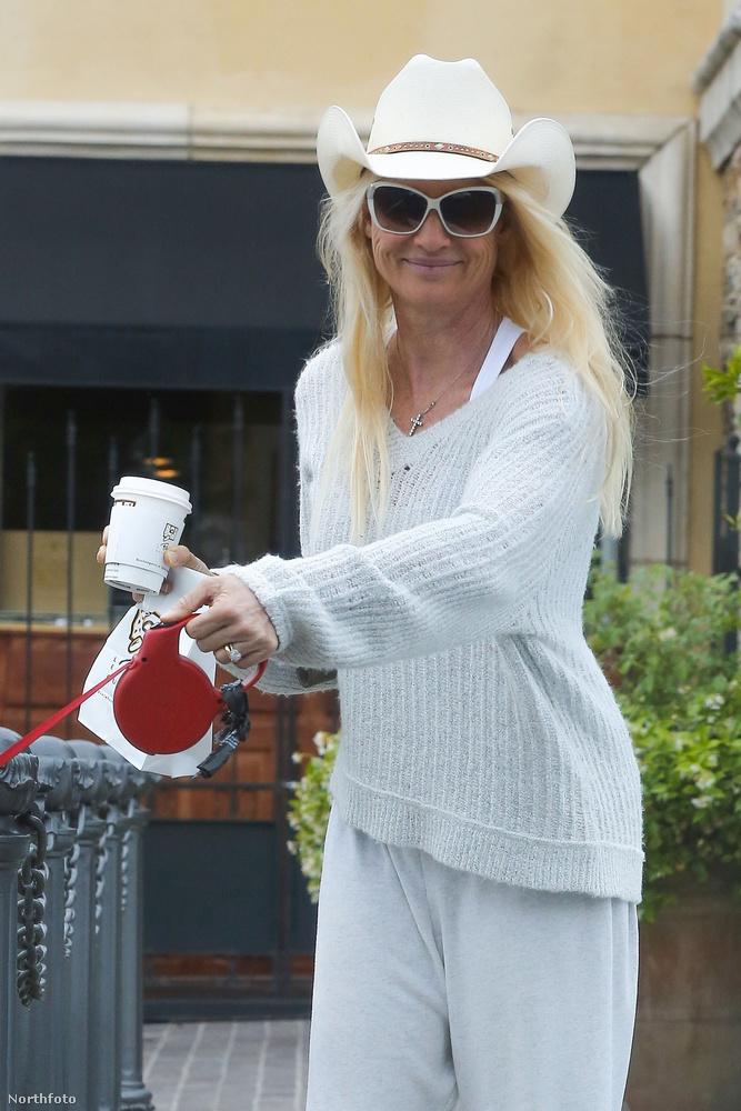 Edie Britt, valódi nevén: Nicollette Sheridan, ezt nem mondhatja el magáról