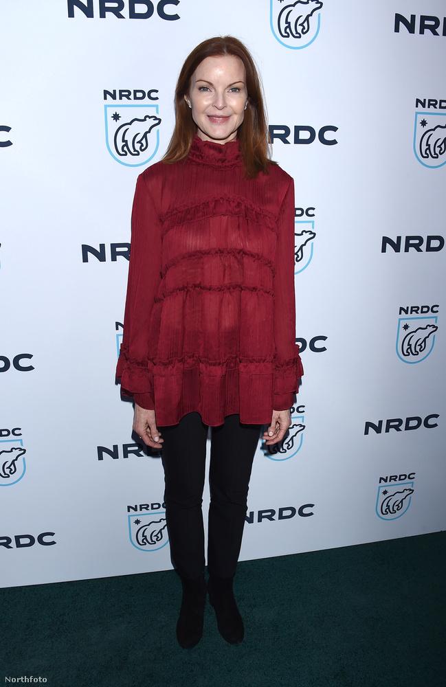 A színésznő elsősorban ikerlányait neveli, akik idén februárban ünnepelték tizedik születésnapjukat