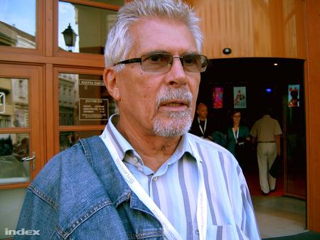 Mikulás Ferenc, a Kecskemétfilm igazgatója