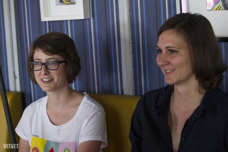 Dorka és Eni idén nyáron több európai pride-ot is felkeres, beszámolóik természetesen a qlit.hu-n lesznek olvashatók