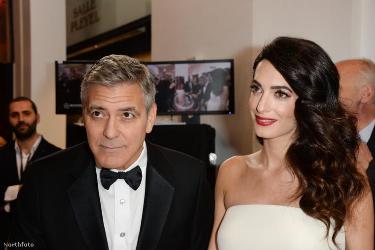Ismét jelentkezünk a hét legjobb képeivel, ezúttal is számos izgalmas esemény történt a celebek világában.Megszülettek Amal és George Clooney ikrei, a színész és kedvese azóta is úszik a boldogságban