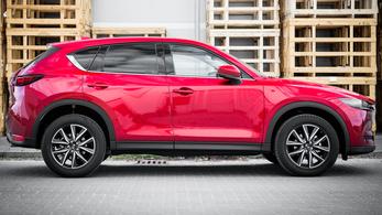 Új nevet és új alapot kaphat a következő Mazda CX-5