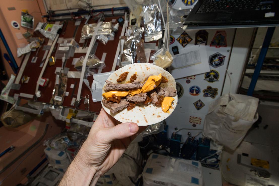 Jelenleg a tortilla az egyetlen kenyérféleség, amit az űrhajósok ehetnek