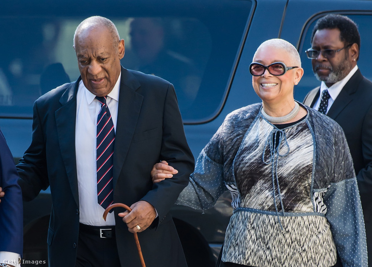 Bill Cosby és Camille Cosby.