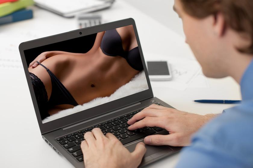 ferfi pornot nez