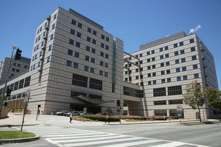 UCLA Medical Center - a kórház, ahol Beyoncé feltehetőleg szülni készül.
