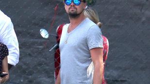 Leonardo DiCaprio szép lassan szúnyogtestűvé töpörödik