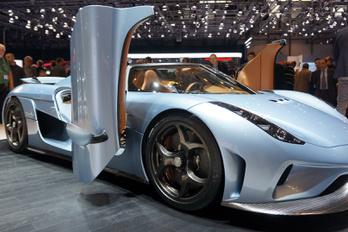 Elkelt az összes Koenigsegg Regera