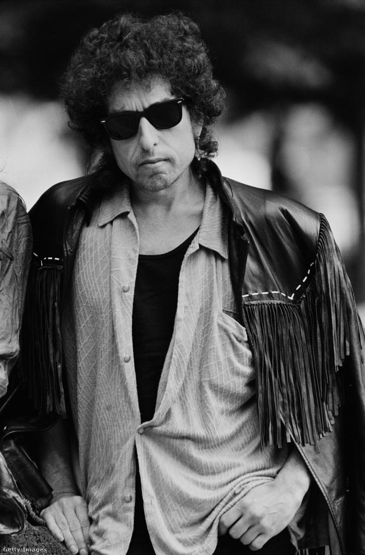 Bob Dylan 1986-ban