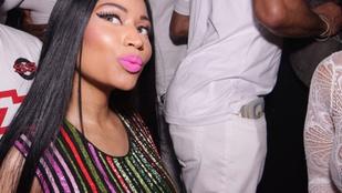 Figyelem! Nicki Minaj berobbantotta az idei nyár netes kihívását