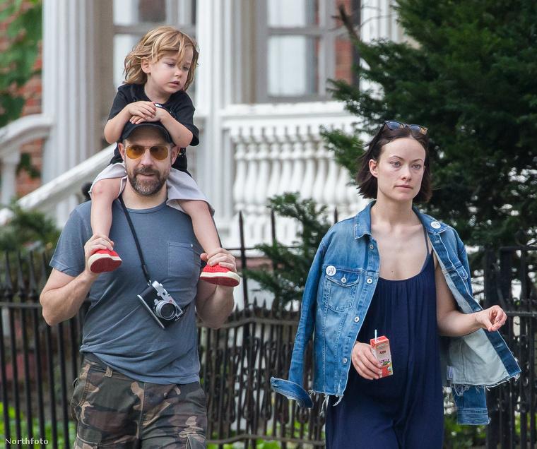 Íme egy szép, és nyugis hollywoodi család.