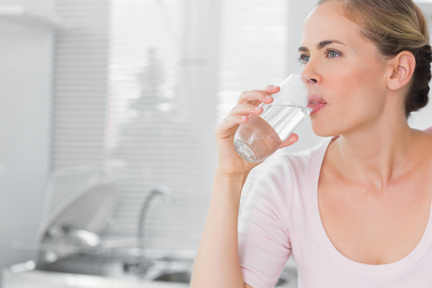 igyál vizet éhgyomorra gyorsan lefogyni