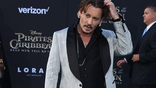 Johnny Depp nem is szórta a pénzt, hanem ügyesen befektetett