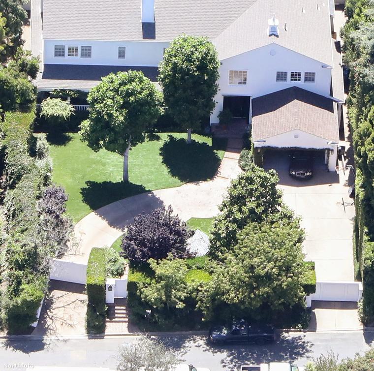 Ben Affleck új háza