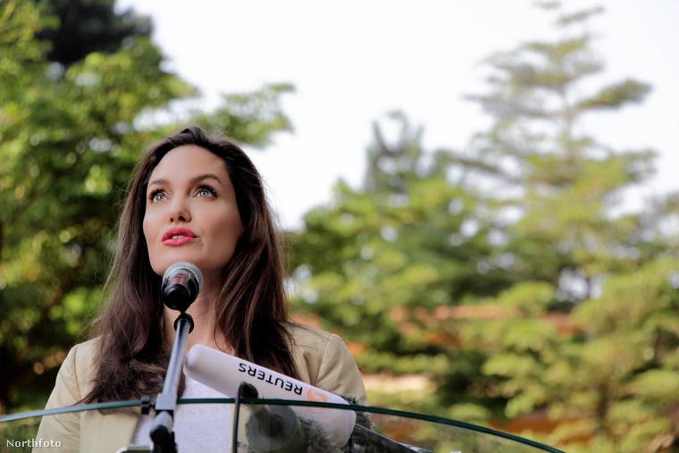Joggal van hiányérzete, amiért mostanában a híres válópár férfi tagjával (Brad Pitt) többet foglalkoztunk, mint Angelina Jolie-val