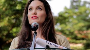 Ne aggódjon, Angelina Jolie továbbra sem tétlenkedik