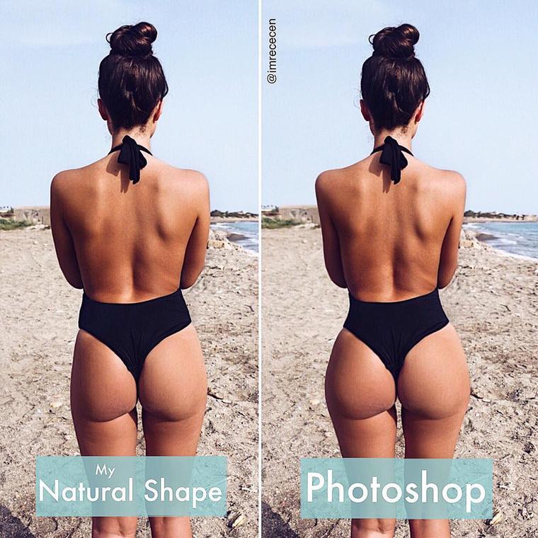 Ezeken a fotókon még szembetűnőbb a különbség.