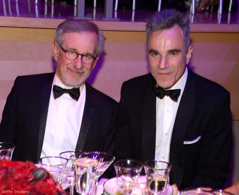 Day-Lewis első filmje a 2010-es években Steven Spielberg Lincoln című életrajzi produkciójának címszerepe volt, melyért újabb Oscar-díjat kapott.