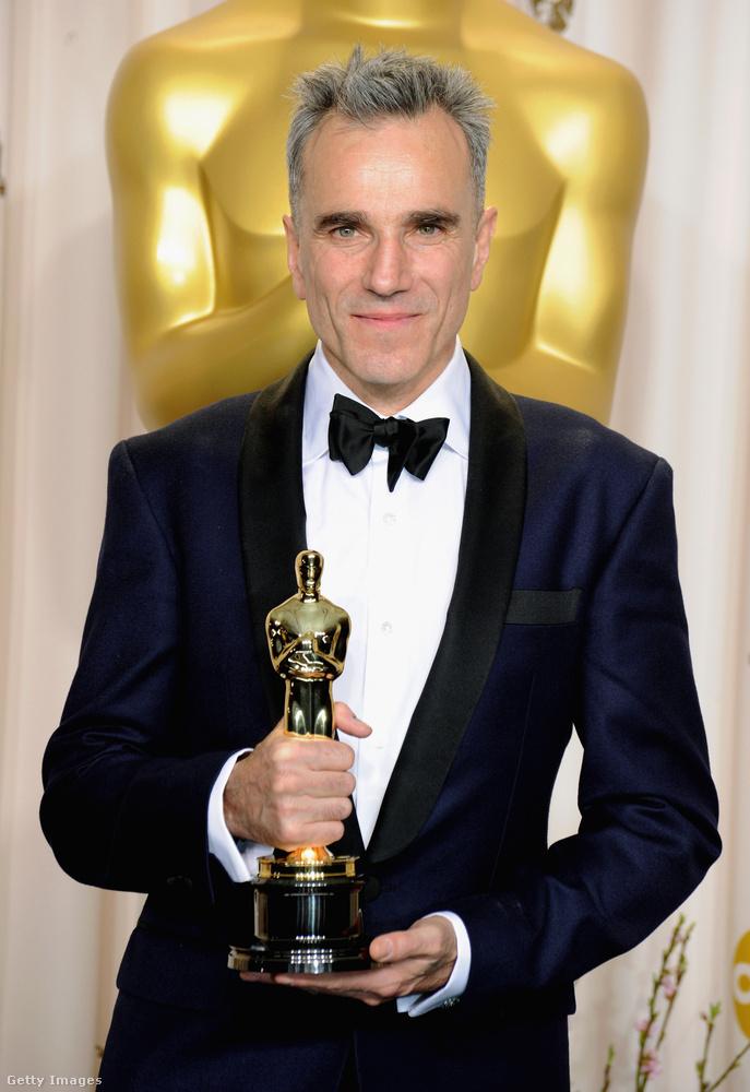 A színész összesen 4 évtizedet töltött a szakmában