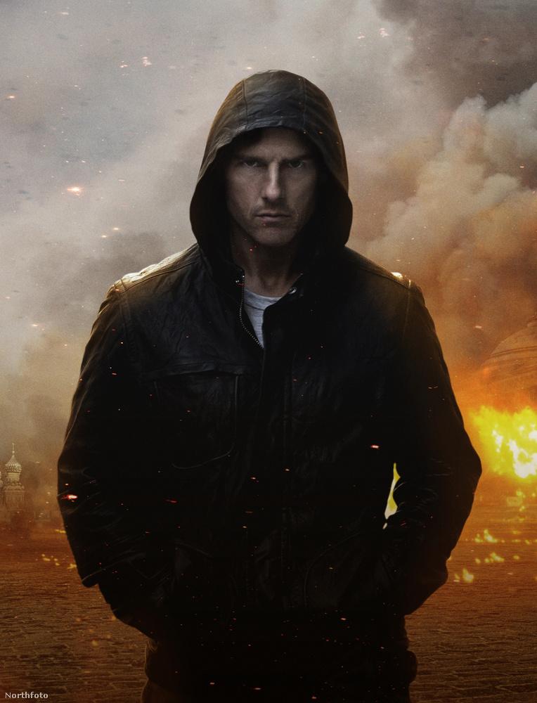 Csak a Mission: Impossible- Fantom protokollig kellett várnia egy hajmeresztő, felhőkarcolón mászkálós, életveszélyes jelenetig