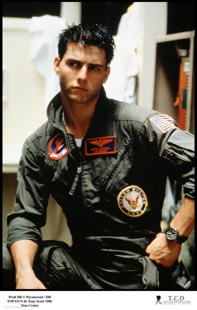 Tom Cruise nem semmi egy figura