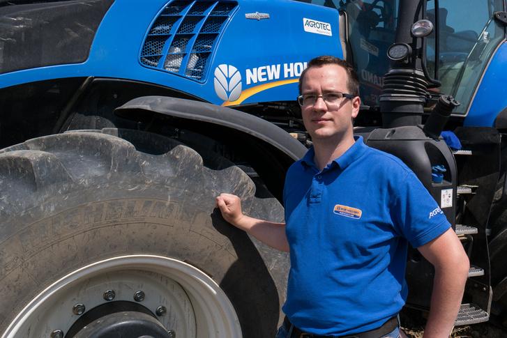 dr Virág István, GPS termékmenedzser